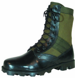 Vietnam Style Boots