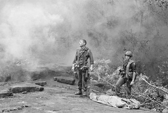 Ruediger Richter - The Agony of War, Vietnam Veteran News, Mack Payne