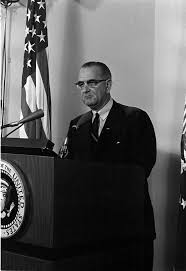 President Lyndon B. Johnson, Mack Payne, vietnam veteran news