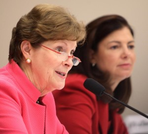 Senators Jeanne Shaheen and Kelly Ayotte , Mack Payne, Vietnam Veteran News