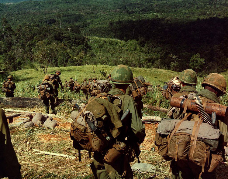 The Battle of Dak To, mack payne, vietnam veteran news