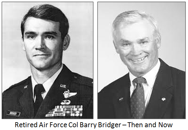 Col Barry Bridger, Mack Payne, Vietnam Veteran News, 5th Special Forces Group