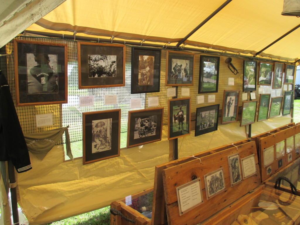 Through the Eyes Traveling Vietnam Museum Displays