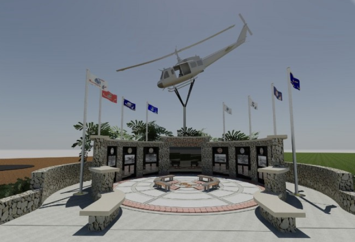 Vietnam War Memorial Planned In Las Cruces, mack payne, vietnam veteran news