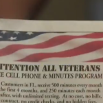 Cell phone giveaway program, mack payne, vietnam veteran news