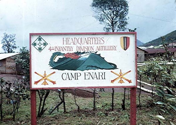 Camp Enari, mack payne, vietnam veteran news