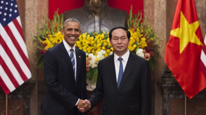 President Obama lifts five- decades-long arms embargo, vietnam veteran news, mack payne
