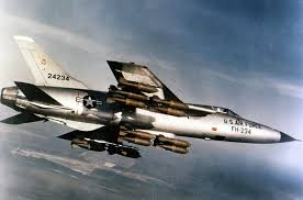 the F-105 Thunderchief, vietnam veteran news, mack payne