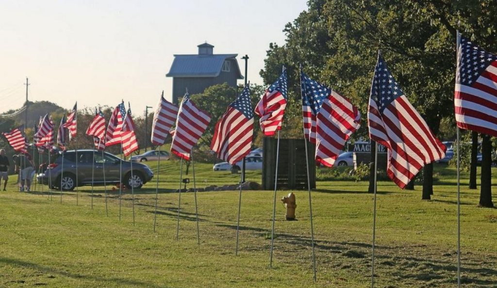 Wall that Heals, vietnam veteran news, mack payne