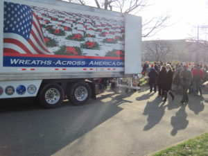 National Wreaths Across America, vietnam veteran news, mack payne