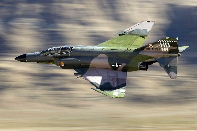Air Force F-4, vietnam veteran news, mack payne