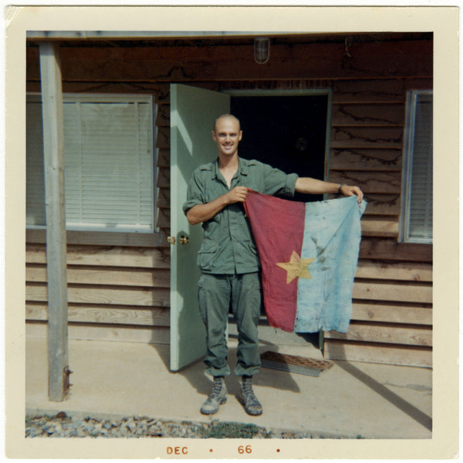 Marsh Carter, vietnam veteran news, mack payne