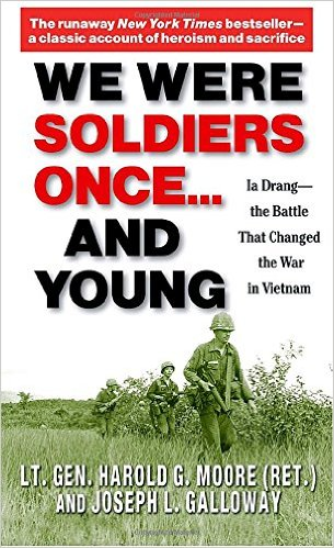 We Were Soldiers Once...and Young: Ia Drang - The Battle That Changed the War in Vietnam, vietnam veteran news, mack payne
