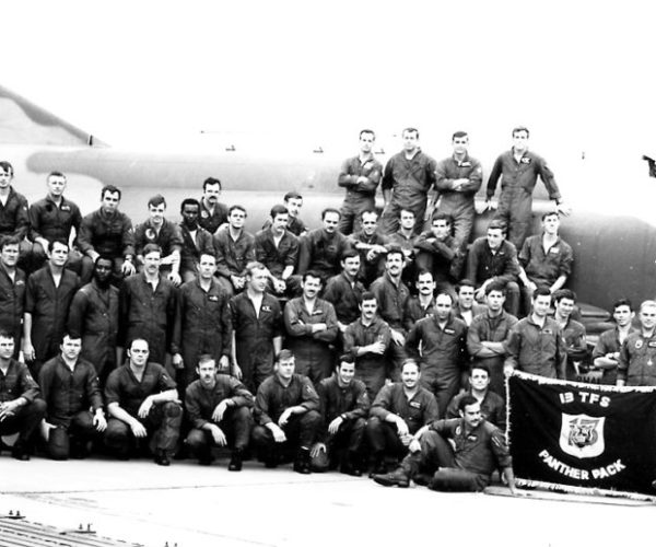 13th Tactical Fighter Squadron, vietnam veteran news, mack payne