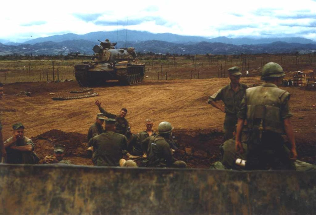 Operation Buffalo, vietnam veteran news, mack payne