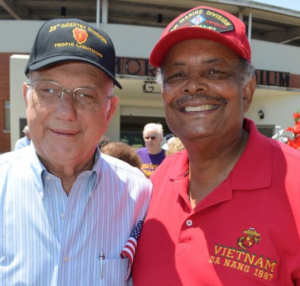 Sam Johnson, vietnam veteran news, mack payne