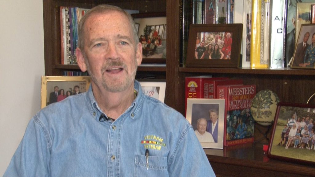Norm Murray, vietnam veteran news, mack payne