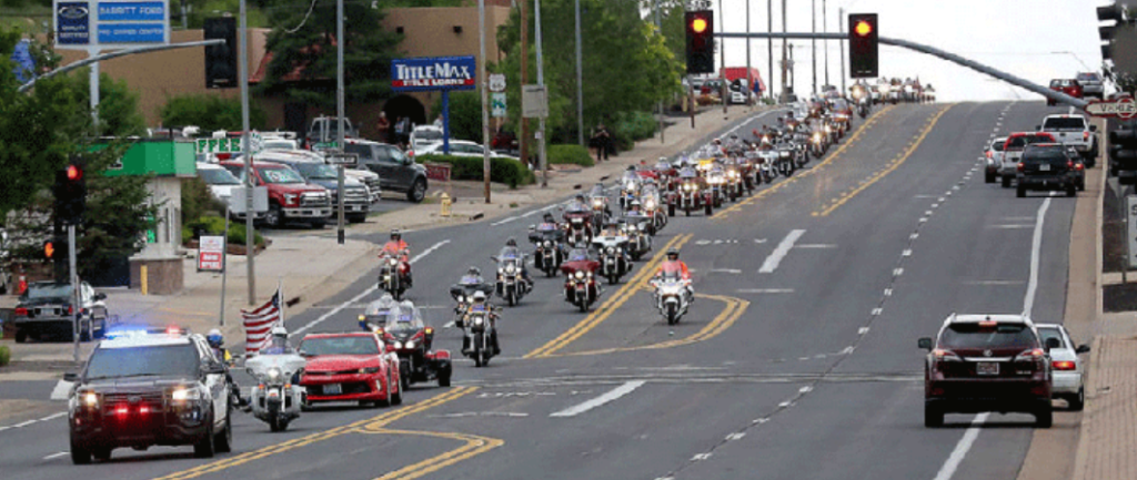 Nation of Patriots ride, vietnam veteran news, mack payne