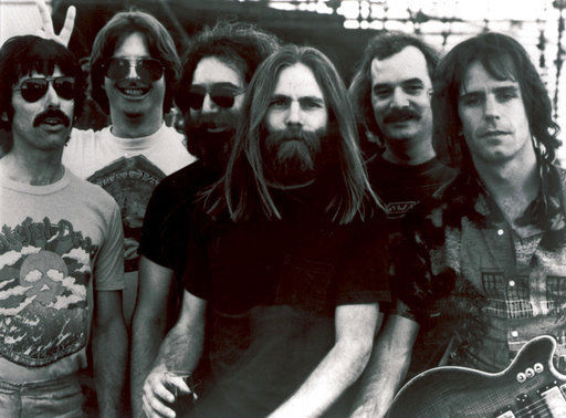 Grateful Dead, vietnam verteran news, mack payne