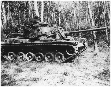 M48 Patton tank, vietnam veteran news, mack payne