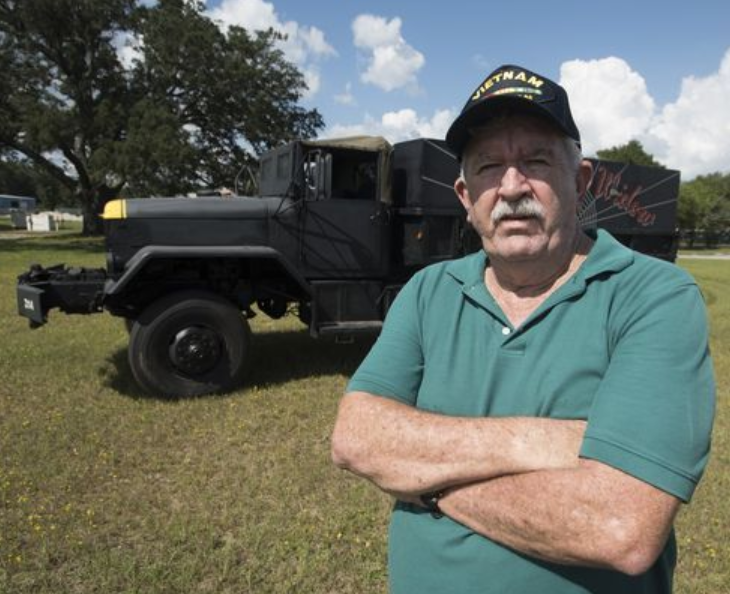 Ron Smith, vietnam veteran news, mack payne