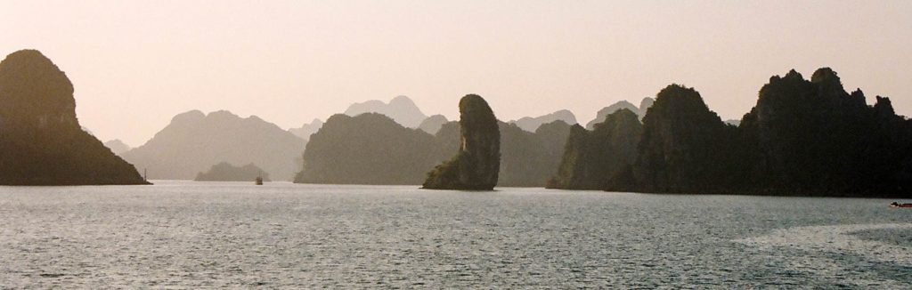 Halong Bay, vietnam veteran news, mack payne
