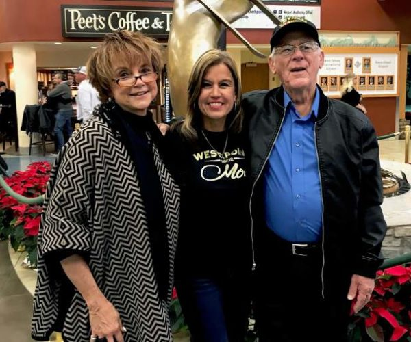 Olivia Barnes and Gary Barnes, vietnam veteran news